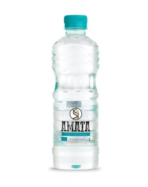 Вода Аматеа 0,5л Трапезна вода