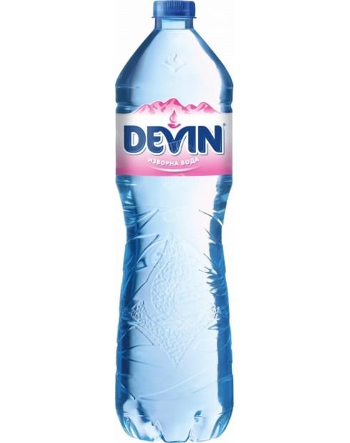 Изворна вода Девин 1.5л
