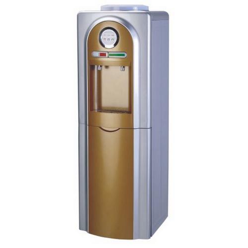 Диспенсър с хладилник (компресорен) W-23 Златен