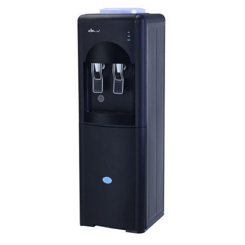 Диспенсър с хладилник (компресорен) W-26 Черен
