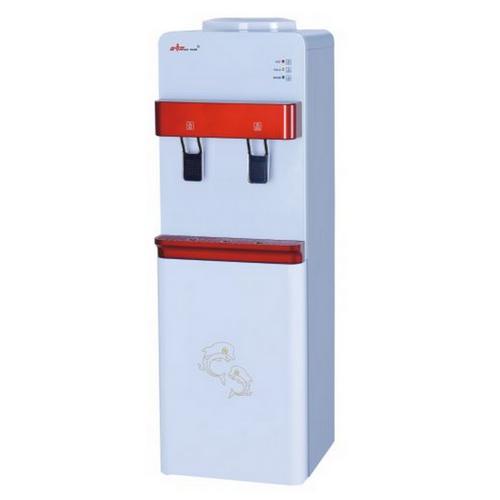 Диспенсър за вода W-30 електронно охлаждане Червен