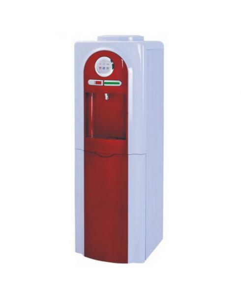 Диспенсър за вода W-32 електронно охлаждане Червен