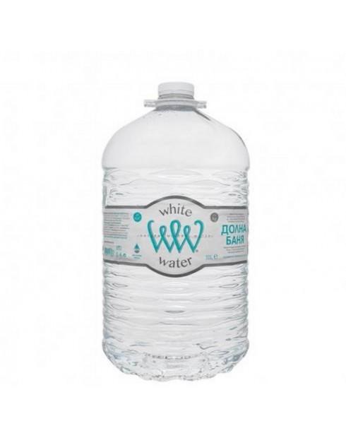 Минерална вода Бяла вода 10л