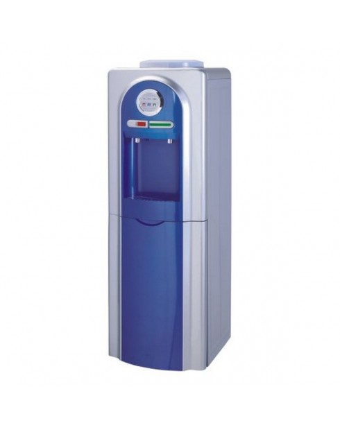 Диспенсър за вода  W-23 електронно охлаждане Син