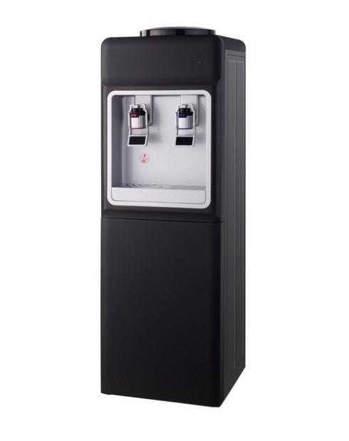Диспенсър за вода W-34 Електронно охлаждане Черно и Сиво