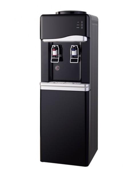 Диспенсър за вода W-33 Електронно охлаждане Черно и Сиво