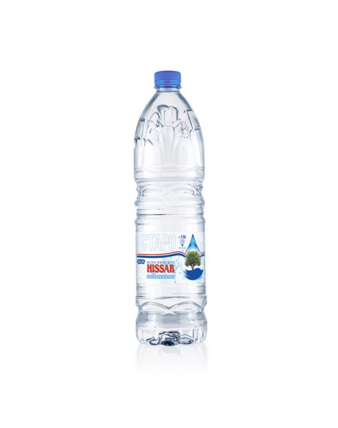Минерална вода Хисар 1,5л Милениум