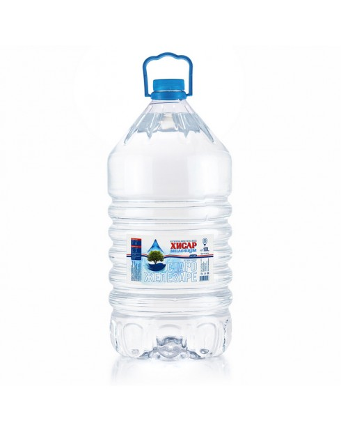 Минерална вода Хисар 10л Милениум