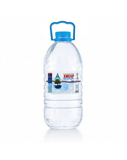 Минерална вода Хисар 3л Милениум
