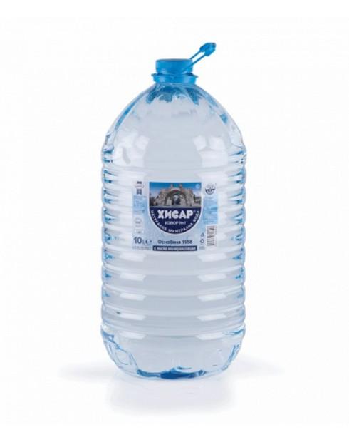 Минерална вода Хисар 10л извор № 7