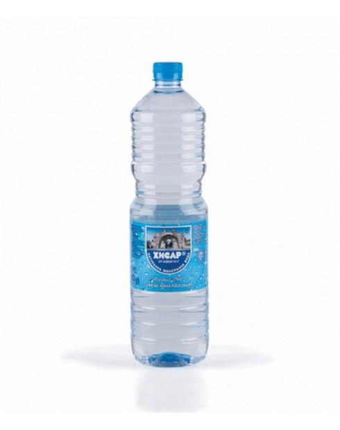 Минерална вода Хисар 1,5л извор № 7