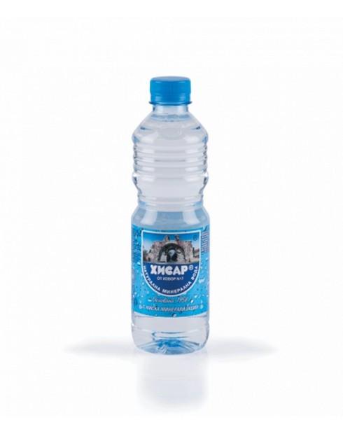 Минерална вода Хисар 0,5л извор № 7