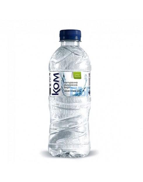Вода Ком 0.5л Натурална минерална вода