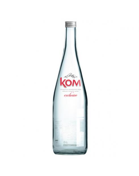 Вода Ком 0,330 стъкло минерална